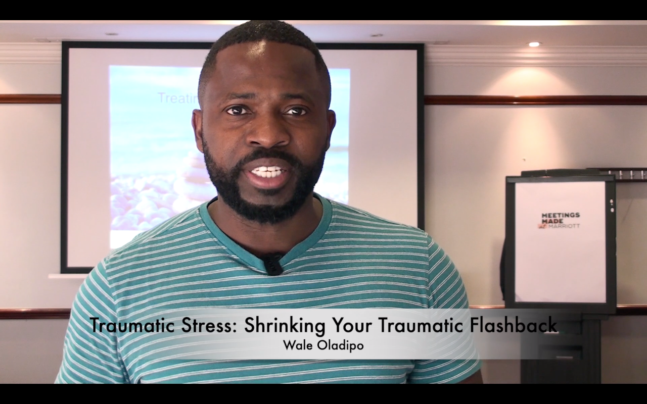 Chronic Stress and Dealing with a Flashback